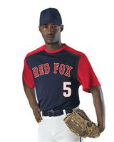 Alleson Athletic Youth Crewneck Baseball Jersey A00024