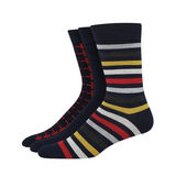 Hanes Ultimate Men's FreshIQ Men's Assorted Dress Socks 3-Pack U81/3