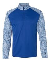 Badger Blend Sport Quarter-Zip 4197