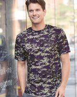 Badger Digital Camo Short Sleeve T-Shirt 4180