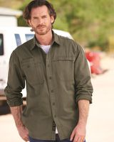 DRI DUCK Mason Performance Work Shirt 4342