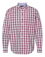 Tommy Hilfiger Long Sleeve Plaid Shirt 13H1860