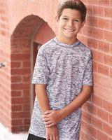 Badger Blend Youth Short Sleeve T-Shirt 2191