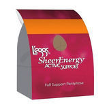 Leggs Hosiery 67600 Sheer Energy Active Support Regular Panty ST Pantyhose