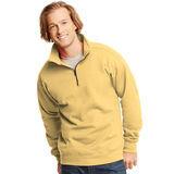 Hanes Adult Nano 1/4 Zip Sweatshirt N290