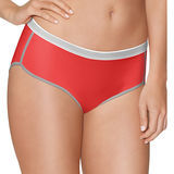 Hanes Womens Sport Comfort X-Temp Hipster Panties with Comfort Flex Waistband 3-Pk CA41AS