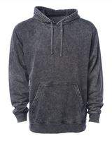 Independent Trading Co. Midweight Mineral Wash Hooded Sweatshirt PRM4500MW