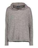 MV Sport Women's Anika Hacci Jersey Hooded Long Sleeve T-Shirt W20423