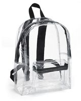 American Apparel Vinyl Backpack PVC501W