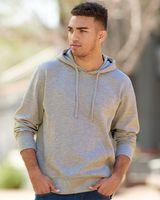 J. America Ripple Fleece Hooded Sweatshirt 8706