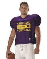 Alleson Athletic Practice Mesh Football Jersey A00167