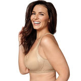 Playtex 18 Hour Back and Side Smoothing Wirefree Bra 4049B