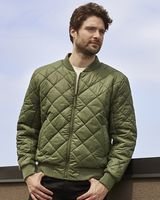 Weatherproof Heat Last Quilted Packable Bomber 21752