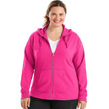 Just My Size French Terry Full-Zip Women's Hoodie OJ243