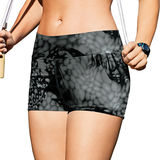 Champion Womens Absolute Printed Shorts with SmoothTec Band M0580P