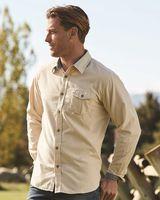 Weatherproof Vintage Mini Cord Long Sleeve Shirt 154867