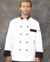 Chef Designs Garnish Chef Coat KT74