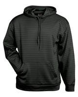 Badger Striped Hooded Sweatshirt 1425