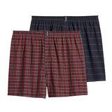Jockey Men's Underwear Big Man Full Cut Boxer - 2 Pack 9940