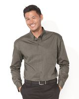 FeatherLite Long Sleeve Stain-Resistant Twill Shirt 3281