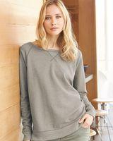 Alternative Women's Vintage French Terry Scrimmage Pullover Sweatshirt 5068