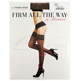 Berkshire 1376 Firm Compression Thigh High Semi Sheer