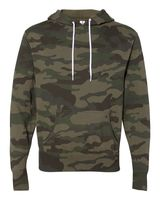 Independent Trading Co. Unisex Hooded Pullover AFX90UN