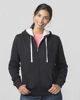 Boxercraft Sherpa Full-Zip Hooded Sweatshirt Q19