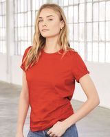 Bella + Canvas Women's Relaxed Short Sleeve Jersey Tee 6400