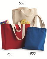 Bayside 10L USA-Made Medium Gusseted Tote 750