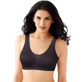 Barely There by Bali Comfort Revolution Microfiber Crop Top Bra 103J