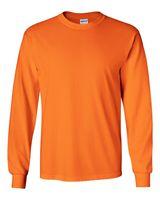 Gildan Ultra Cotton Long Sleeve T-Shirt 2400