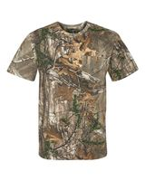 Code Five Adult Realtree Camo Pocket Tee 3982