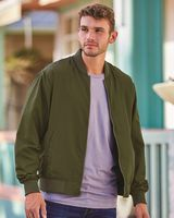 Independent Trading Co. Lightweight Bomber Jacket EXP52BMR