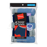 Hanes Boys Boxer Brief 5-Pk B749B5
