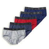 Jockey Men's Activeblend Brief - 5 Pack 9542