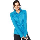 Hanes Sport Women's Performance Fleece Quarter Zip Sweatshirt O9325