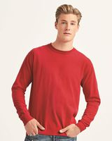 Comfort Colors Garment Dyed Heavyweight Ringspun Long Sleeve T-Shirt 6014