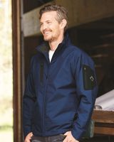 DRI DUCK Glacier Mini-Ripstop Jacket with Polar Fleece Lining 5320