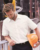 Red Kap Specialized Short Sleeve Pocketless Work Shirt SP26