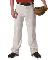 Alleson Athletic Youth Adjustable Inseam Baseball Pants A00034