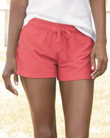 Comfort Colors Garment-Dyed Women's French Terry Shorts 1537L