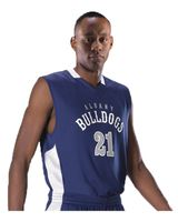 Alleson Athletic Single Ply Reversible Jersey A00147