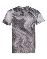 Dyenomite Marble Tie-Dye T-Shirt 200MR