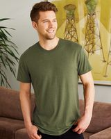Hanes Modal Triblend Short Sleeve T-Shirt MO100