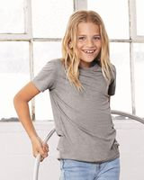 Bella + Canvas Youth Triblend Jersey Short Sleeve Tee 3413Y