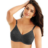 Bali Lace N Smooth Seamless Underwire Bra 3432