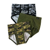 Hanes Boys Ultimate Brief with ComfortSoft Waistband Assorted 3-Pack BU720C