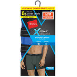 Hanes Men's Red Label X-Temp Boxer Brief 6-Pack 973XT6