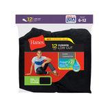Hanes Men's Low Cut Socks 12-Pack 188V12
